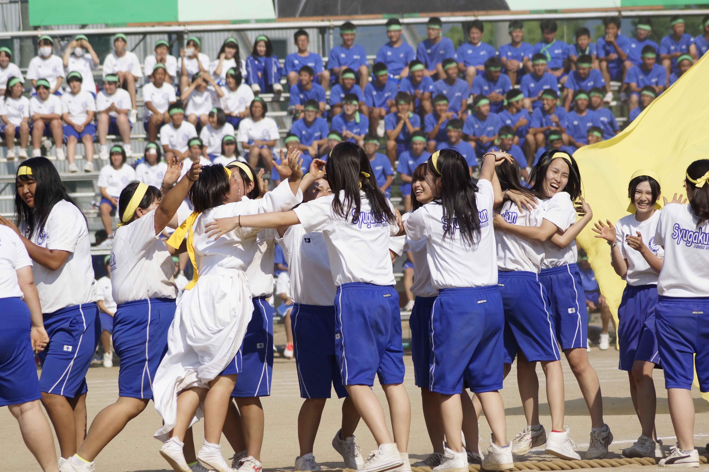 体育 祭 英語 スローガン